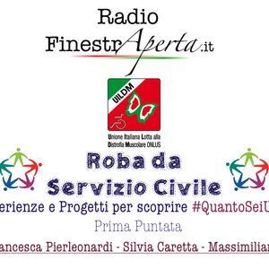 Roma da Servizio Civile 1° puntata