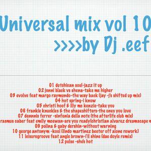Universal mix vol 10