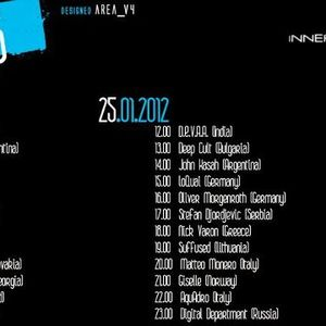 Onur Polat - The Choice 1st Anniversary @ Innervisions Radio 24.01.2012