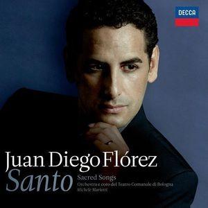"Opera Sunday - RMF Classic: Juan Diego Florez - ""Santo. Sacred Songs"""