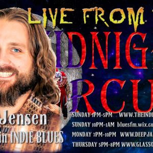 LIVE from the Midnight Circus featuring Jeff Jensen!