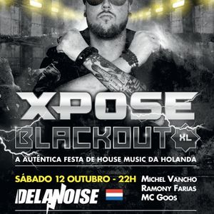 XPOSE BLACKOUT MIXTAPE