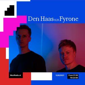 Den Haas b2b Fyrone / 12-06-2021