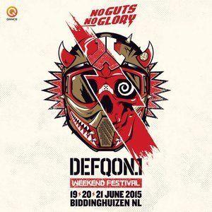 Jason Payne @ Defqon.1 Festival 2015