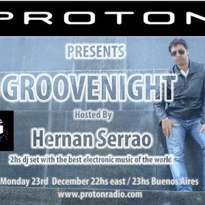 GROOVENIGHT EPISODE 012-2013 Part 1 By HERNAN SERRAO live From Buenos Aires