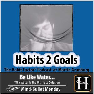 S02-Mind Bullet Monday 21: Be Like Water