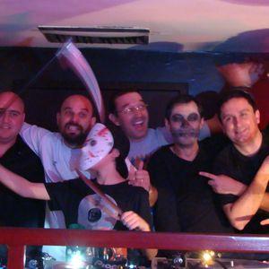 Halloween G.E.R.S. 2012 - Part 3 - DJ Parada (Henrique Berger) - As músicas que o povo gosta !