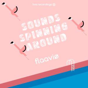 flaaviø @ søunds spinning arøund, club makossa, london, uk - 1/12/2018