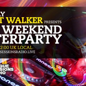 Weekend After Party 15th October 2018