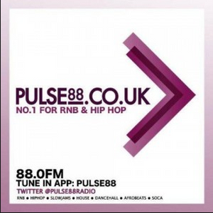Mix & Blend Show on Pulse88 June12th Hour 1