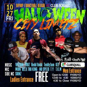 City Limitz Vol.2 Halloween Edition PROMO