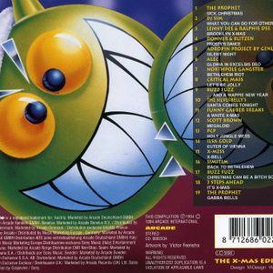 Thunderdome - The X-Mas Edition (1994) Hardcore