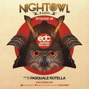 Night Owl Radio 086 ft  EDC Japan 2017 Mega-Mix by Insomniac