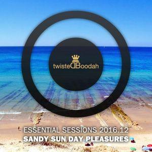 Sandy Sun Day Pleasures - TB Essential Session 2016.12