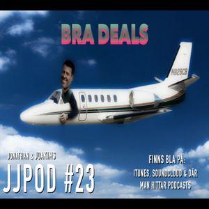 #23 Bra Deals - JJPOD