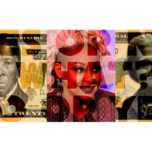 #5 - Harriet Tubman on the $20: 'I Don't Like That' ~ Raven-Symoné....Why?