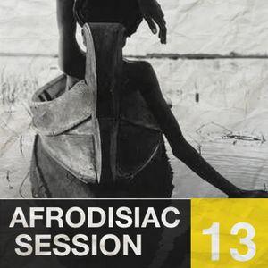 Afrodisiac Session - February 2013 (Mixed by Charlie Belda)