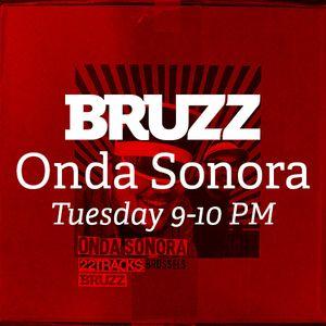 Onda Sonora with Moodymann special - 27.09.2016