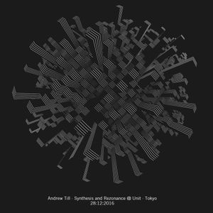 Andrew Till -  Synthesis and Rezonance @ Unit - Tokyo : 28th December 2016