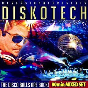 DJ VERSIANNI - DISKOTECH PROMO SET