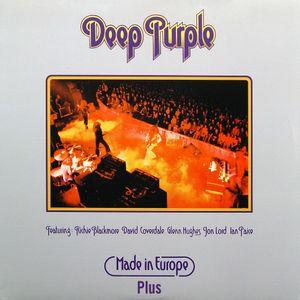 Deep Purple - Made In Europe Plus