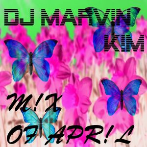 DJ MARV!N K!M - Mix Of April 2013 + Download