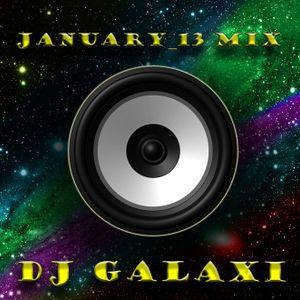 Dance Mix Jan13 (House, Electro, EDM, Trap)