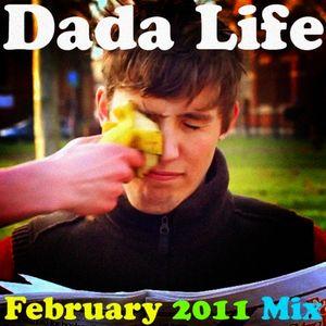 Dada Life February 2011 Podcast (djsetoftheweek.blogspot.com)