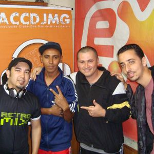 Retromix - Extra FM (DJ Guimyts - ACCDJMG) 18/08/2012.