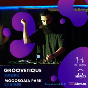 Groovetique b2b Filtrack @ Techno Party Mogosoaia [13th of October 2018]