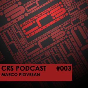 CRS Podcast #003 - Marco Piovesan