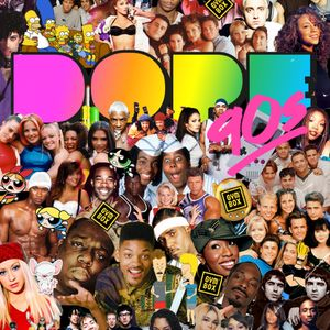 Gymbox presents... DOPE 90s RnB & Hip-Hop Mix by DJ Ellie Prohan