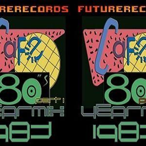 FutureRecords - Cafe 80s Yearmix 1983