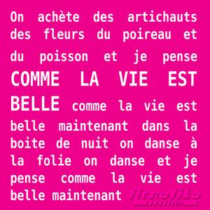 Arnolito - Comme La Vie Est Belle