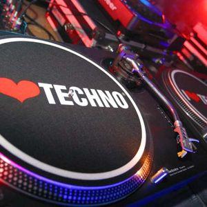 "Dj Kappa "" I Love Techno "" Novembro 2012"