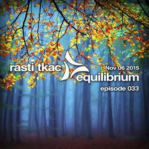 Equilibrium 033 [06 Nov 2015]