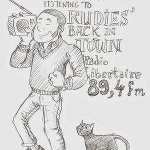 Rudies' back in town 29/11/15 - Radio Libertaire 89.4 FM