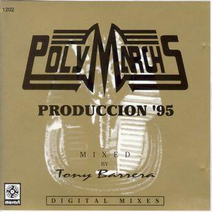 PolyMarchs 95' [Techno House Mix 2/3]