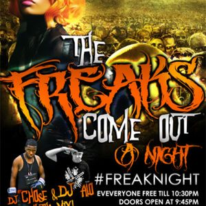 "@DJ_Sheednomics Radio Week 2 ""FreakNight"""