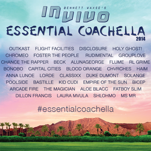in vivo 012: Essential Coachella 2014