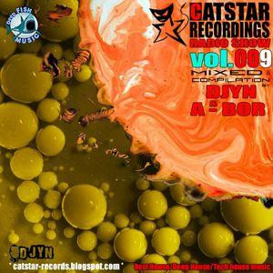 Catstar Recordings Radio Show# 009