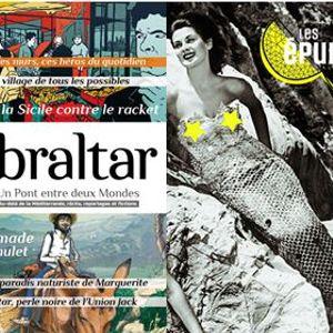 Les épuisettes et le nouveau numéro de Gibraltar