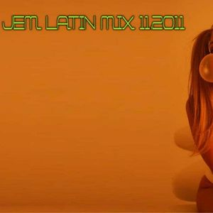 637 DJ JEM LATIN MIX 11.2011
