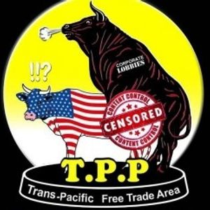 Corporate Nationhood: TPP, Copyright Law, and the Return of CISPA ~Outer Limits~1March2014