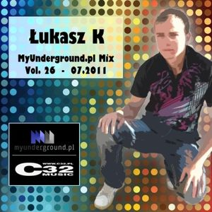 Łukasz K - MyUnderground Mix Vol. 26 [July]