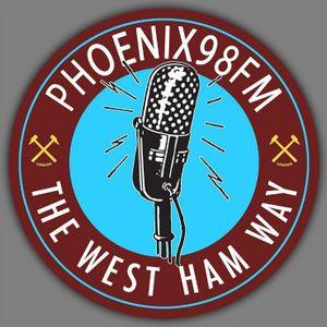 The West Ham Way - show 62 - Tue 07 Nov 2017