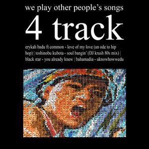 4 track