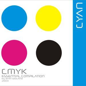 CMYK - Cyan - Bart Woland