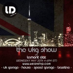 THE UKG SHOW w JUSTIN ASTRO - MAY 20 - 2015