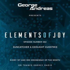George Andreas - Elements of Joy 082 (Suncatcher & Exolight Guestmix)